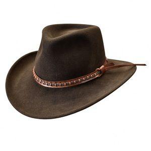 Stampede Wool Western Hat